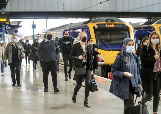 How can rail services in Leeds and Bradford be improved?