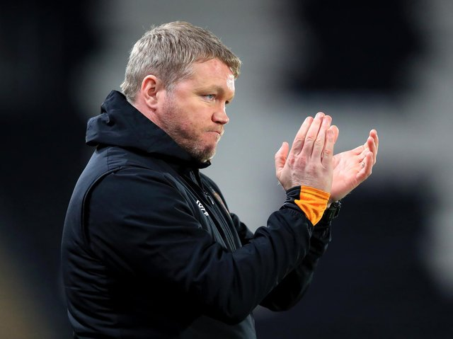 Hull City head coach Grant McCann. Picture: Getty Images