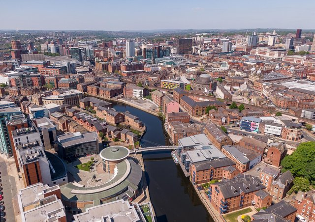 Leeds will be home of the first  ever UK infrastructure bank.
