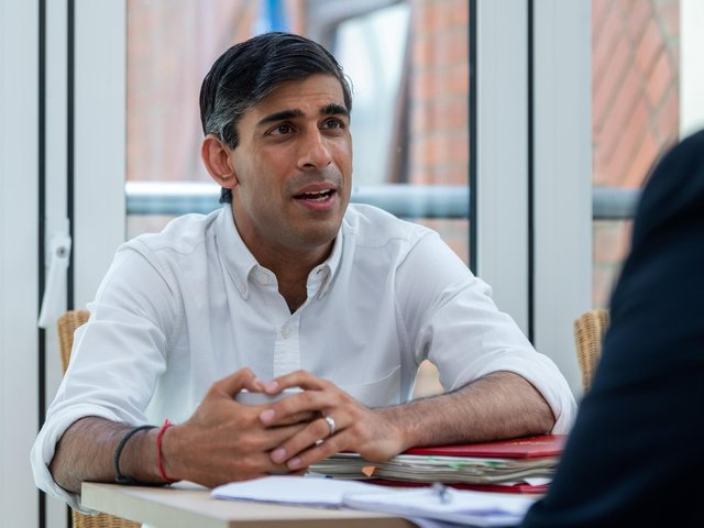 "In a video to his department's civil servants, Rishi Sunak said that after ""a lot of thought and energy"", the new economic campus would be in the market town of Darlington."