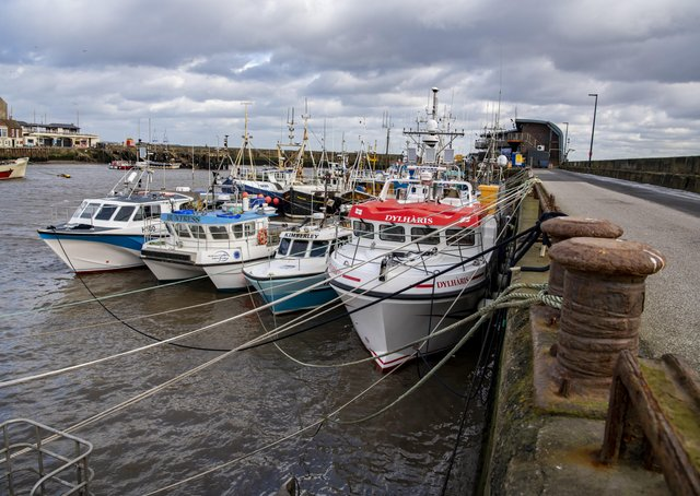 Fishing fleets at Bridlington and elsewhere have been hit by the Brexit trade deal.