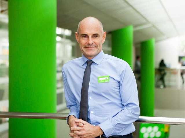 """Roger Burnley, CEO and president of Asda, says """"we hope that by continuing to pay business rates in full this year this we can continue to support the nation's economic recovery from the pandemic""""."""