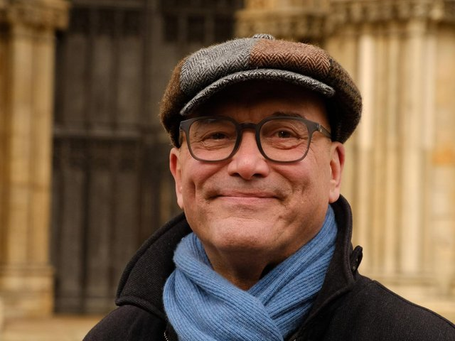 Gregg Wallace pictured during his visit to York last year. (Picture: Rumpus Media).