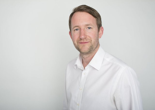 Alistair Maiden, founder and chief executive of legal technology firm SKYE.