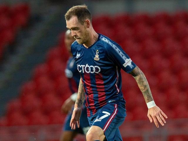 SURGERY: Bradford City midfielder Harry Pritchard