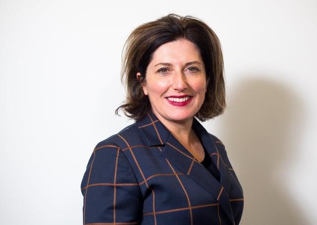 Mary O'Connor, KPMG's interim chief executive.