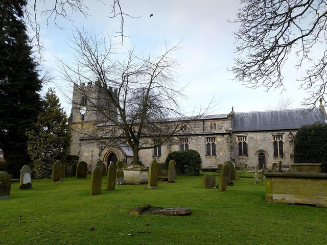 St John the Baptist and All Saints Church in Easingwold. Picture by Simon Hulme.