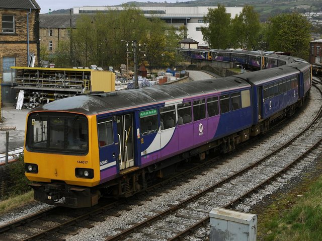 Keighley's railway station with links to Leeds, Bradford and Skipton has played a part in the house price boom