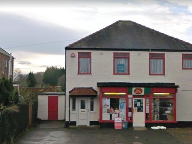 Leconfield Post Office