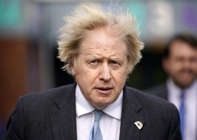 What does Boris Johnson mean by 'levelling up'?