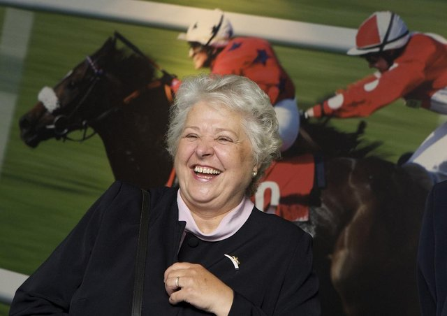 Jenny Pitman has relived the ordeal behind the 1991 Cheltenham Gold Cup win of Garrison Savannah.