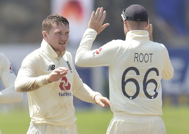 Dom Bess took plenty of wickets on the tour to Sri Lanka (Picture: Sri Lanka cricket via ECB)