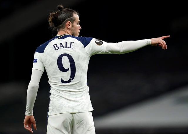 Who's Hot - Tottenham Hotspur's Gareth Bale (Picture: PA)