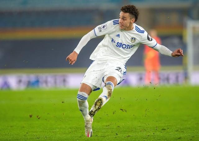 Rodrigo: Played for Under-23s.