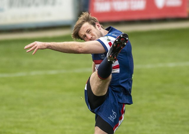 Doncaster Knights' Sam Olver.  Picture: Tony Johnson