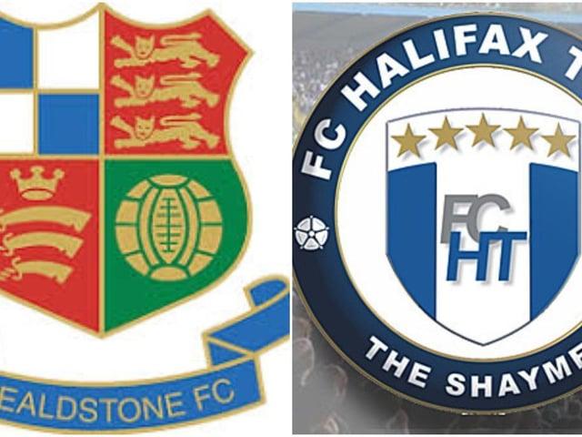 Wealdstone v FC Halifax Town