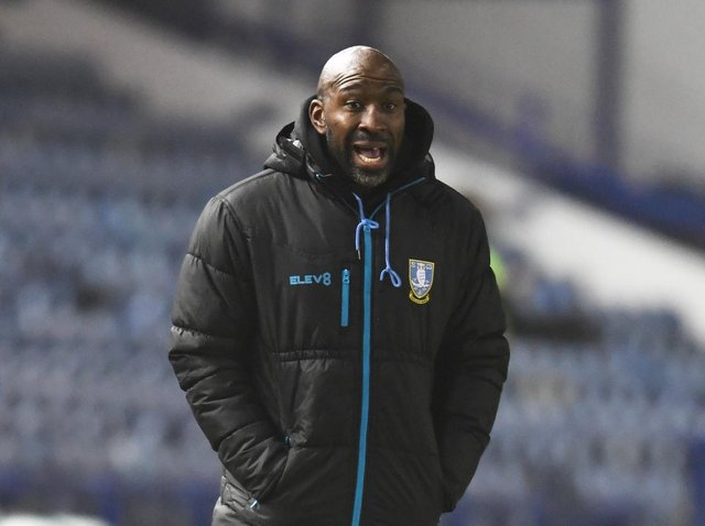 MANAGER: Darren Moore. Picture: Getty Images.