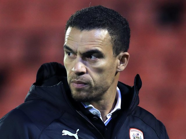 Barnsley chief Valerien Ismael. Pictures: Getty Images