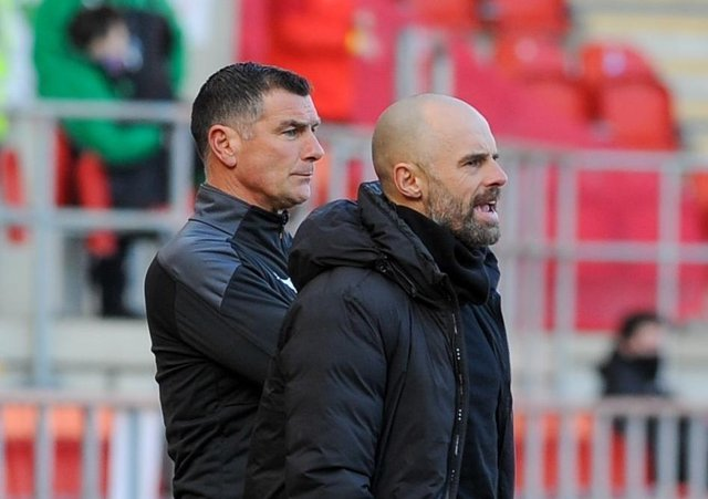 Rotherham manager Paul Warne: Faces tough schedule.