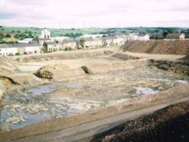 The old Cammell Laird site