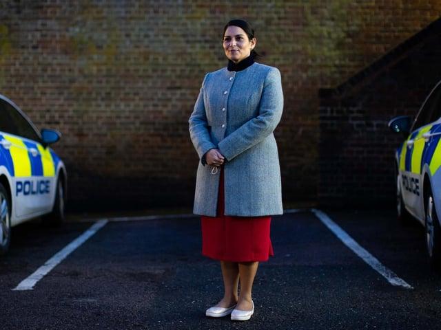 Home Secretary Priti Patel. Photo: PA