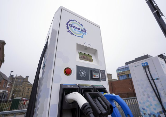 How can use of electric cars be enhanced in rural areas?