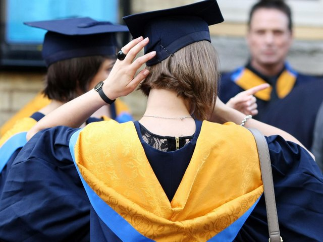 Fears over graduate potential