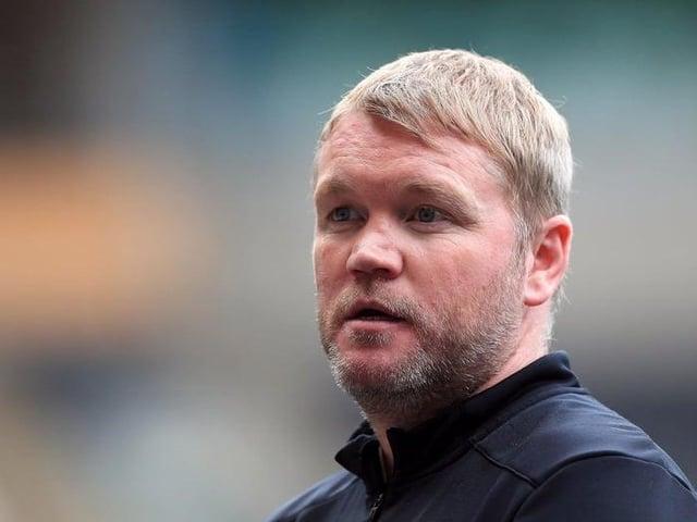 Hull City head coach Grant McCann.
