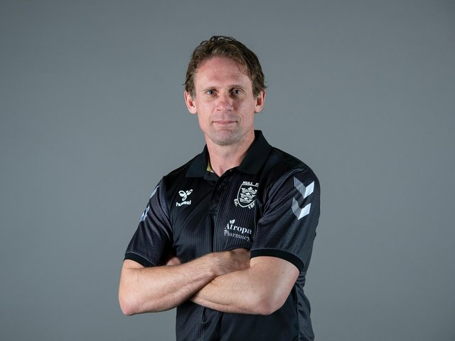 Hull FC head coach Brett Hodgson (Allan McKenzie/SWpix.com)