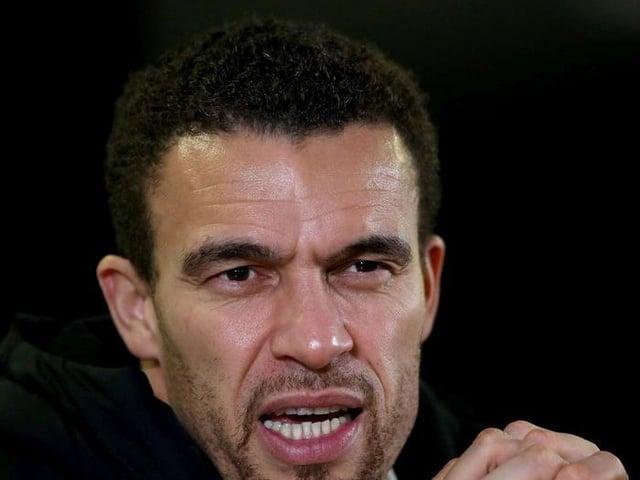 Barnsley FC head coach Valerien Ismael.