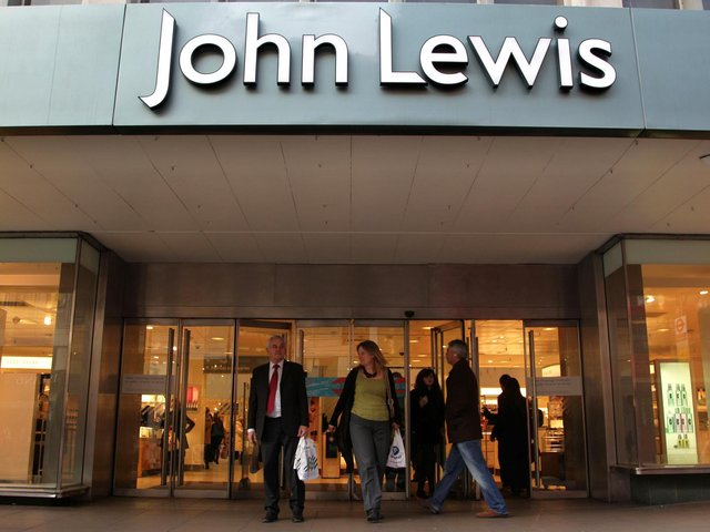 Retail giant John Lewis Partnership has warned over further store closures