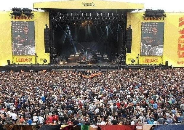 leeds Festival is due to welcome back crowds this August - Covid permitting.