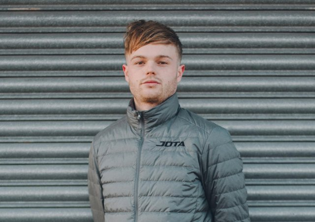 Leeds driver Ollie Wilkinson has joined the JOTA team for the GT World Challenge Europe Endurance and Sprint Championships. Picture: Khyzyl Saleem.