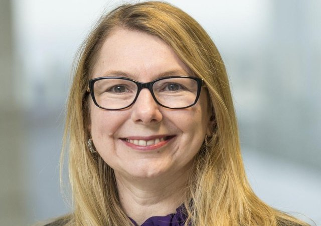 Suzanne Robinson, EY managing partner for Yorkshire.