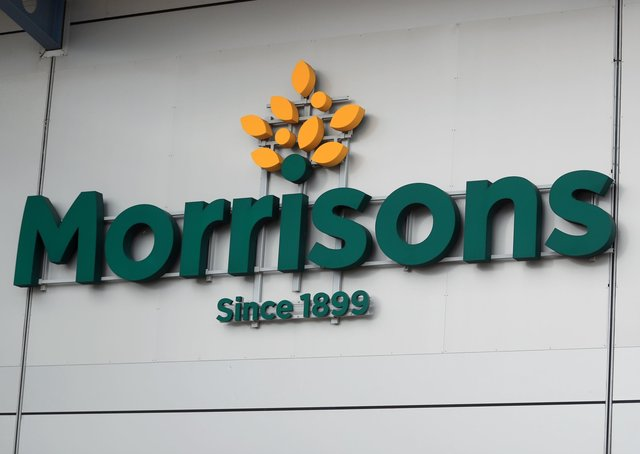 Supermarket giant Morrisons has just announced its financial results.