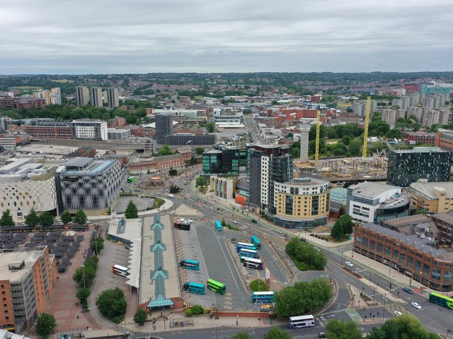 Hammerson has invested in the regeneration of Leeds