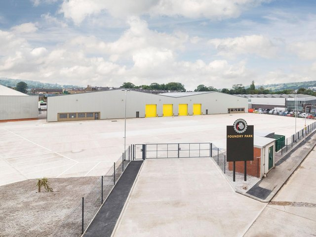 Eddisons has acquired new-build industrial accommodation known as Foundry Park in Keighley