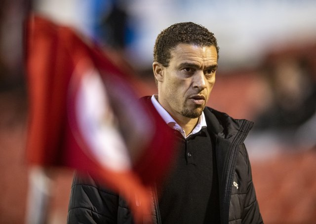 Barnsley boss Valerien Ismael. Picture: Tony Johnson
