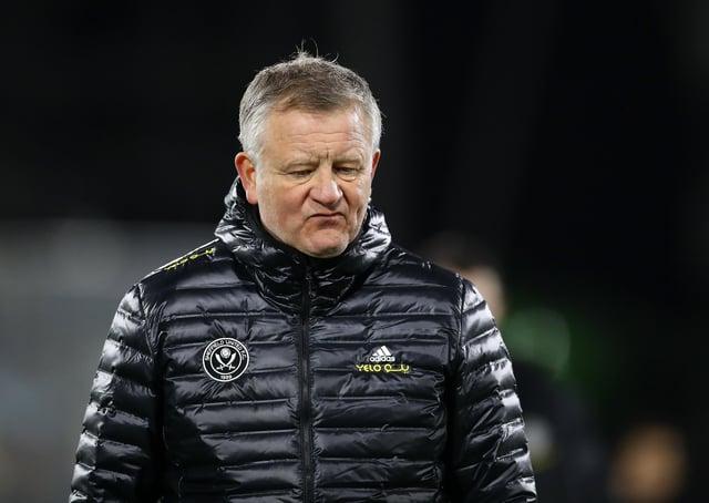 Chris Wilder has left Sheffield United (Picture: David Klein/Sportimage)