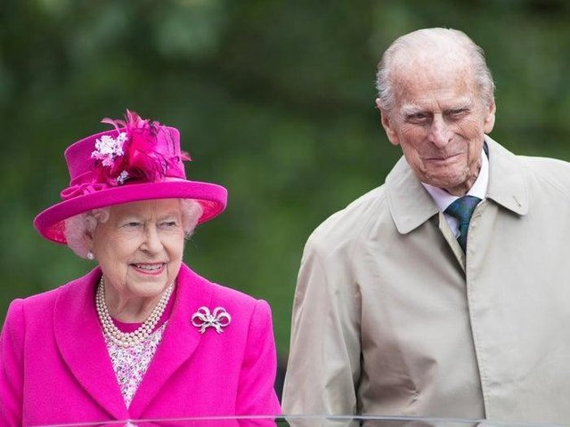 The Queen and Prince Philip (Getty Images)