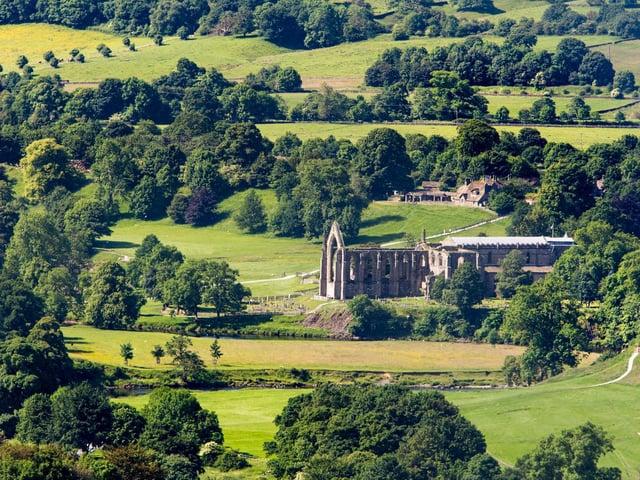 Bolton Abbey estate