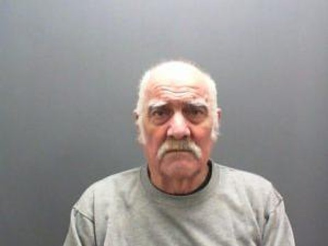 John Anthony Whitehead has been jailed for 17 years.