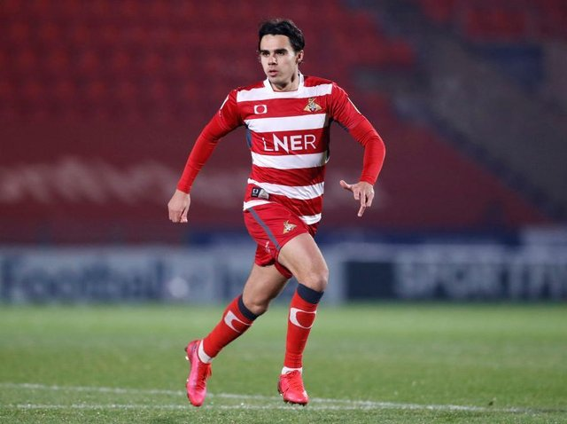 VERSATILE: Reece James played left wing, central midfield and left-back