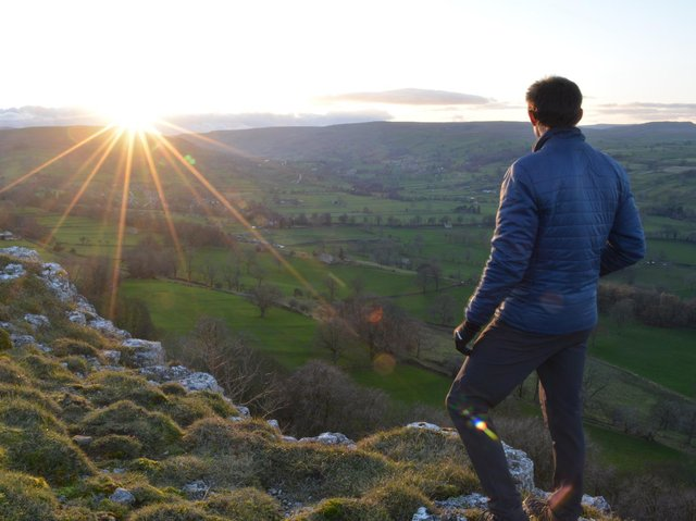 Muddy Boots arranges self-guided and guided walks throughout the Yorkshire Dales National Park.