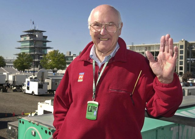 Legendary commentator Murray Walker has died at the age of 97.