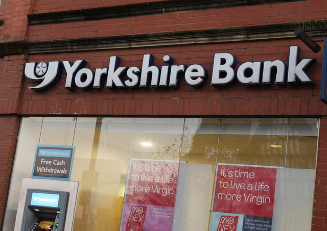Readers continue to lament the disappearance of Yorkshire Bank from  high streets.