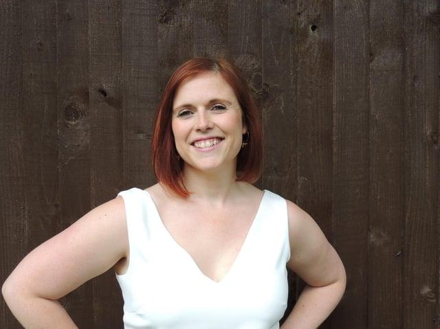 """I had always wanted to run my own business,"" says Rebecca Hopwood."