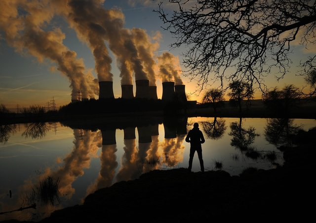 Does Drax power station represent double standards when it comes to environmental policy? Photo: Simon Hulme.