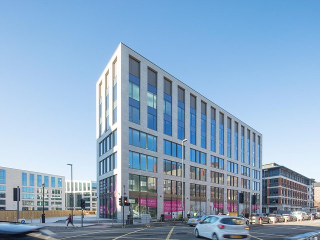 Wates Construction is collaborating with SES Engineering Services to deliver Wellington Place for its customer MEPC