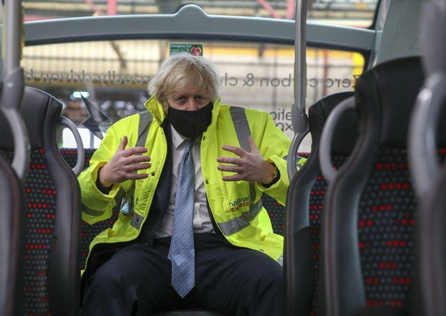 Will Boris Johnson's proposed bus 'revolution' benefit Yorkshire - or not?